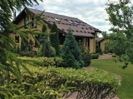 Дом в Славенке, holiday home in Pervomaysk