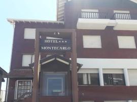 Hotel de Música Montecarlo, hotel en Villa Gesell