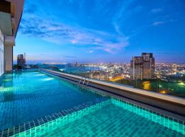 The Vision by Tech, hotel in Pattaya South