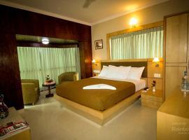 Nexstay Rainbow Business Hotel, hotel in Bangalore