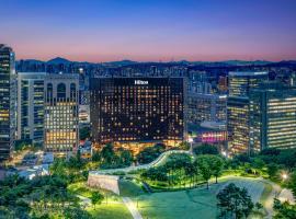 서울에 위치한 호텔 Millennium Hilton Seoul
