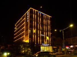 君澜酒店Junlan Hotel, отель в Сиануквиле