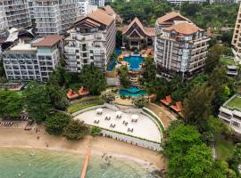 Garden Cliff Resort And Spa, hotel in North Pattaya