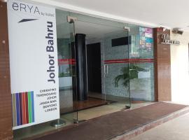 ēRYA by SURIA Johor Bahru, hotel near Singapore Zoo, Johor Bahru