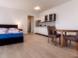 Royal apartments Klínovec, hotel v Loučné pod Klínovcem