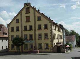 Hotel Gasthof Sammeth Bräu, hotel near Stadthalle, Weidenbach
