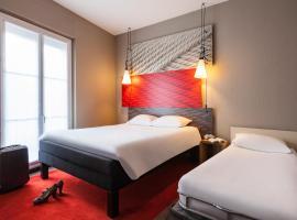 ibis Marne La Vallee Champs-sur-Marne, hôtel à Champs-sur-Marne
