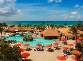 La Cabana Beach Resort & Casino, hotel in Palm-Eagle Beach