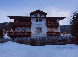 Chrisantenhof, guest house in Sölden