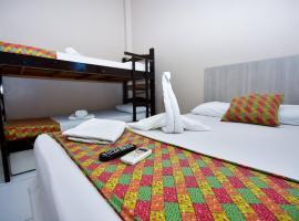 Pousada Vila Pajuçara, hotel near Museum of Image and Sound of Alagoas, Maceió