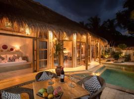 Bambu Hideaway Villa, villa in Gili Air