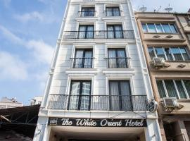 The White Orient Hotel, hotel near Istanbul Congress Center, Istanbul