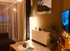 Value stay in apartment 100m from beach promenade, budget hotel in Blankenberge