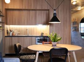 Hotel GUESTapart, serviced apartment in Aarhus