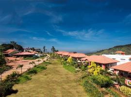 Woodstock Resorts, accessible hotel in Madikeri