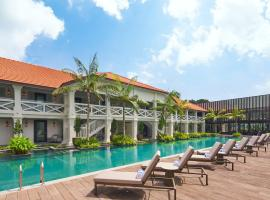 The Barracks Hotel Sentosa by Far East Hospitality (SG Clean)、シンガポールのホテル