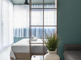 DeniZen Boutique Apartments, Nilie Hospitality MGMT, apartment in Thessaloniki