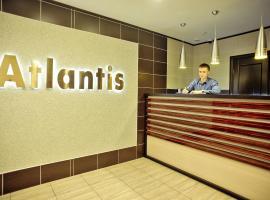 Hotel Atlantis, отель в Оренбурге