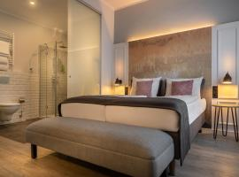 Hotel Franke, hotel near Berlin Olympic Stadium, Berlin