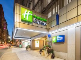 Holiday Inn Express Philadelphia-Midtown, an IHG Hotel, hotel near Independence Seaport Museum, Philadelphia