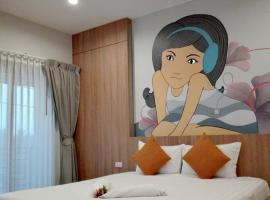 Tairada Boutique Hotel, hotel in Krabi