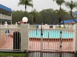 Motel 6-Daytona Beach, FL - Speedway, hotel near Daytona Beach International Airport - DAB, Daytona Beach