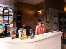 Hostellerie Excalibur, отель в городе Сомюр
