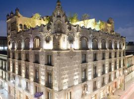 Hampton Inn & Suites Mexico City - Centro Historico, hotel en Ciudad de México