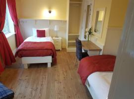 Tudor Lodge Bed and Breakfast, hotel in Tullamore