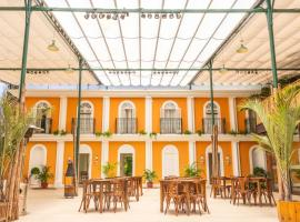 Locanda della Mimosa, hotel in Petrópolis
