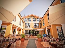 Hotel Piedras, hotel near Asturias Airport - OVD,