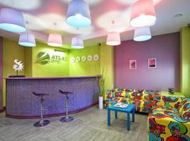 Atlas Hotel, отель в Иркутске