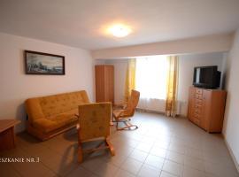 Pokoje ŚwinyUjście, pet-friendly hotel in Świnoujście
