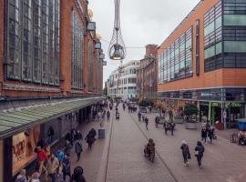Best Western Plus Plaza Den Haag City Center, hotel in The Hague