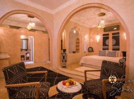 Riad Serai, hotel en Merzouga