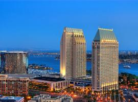 Manchester Grand Hyatt San Diego, hotel near San Diego International Airport - SAN,