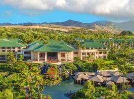 Grand Hyatt Kauai Resort & Spa, resort in Koloa