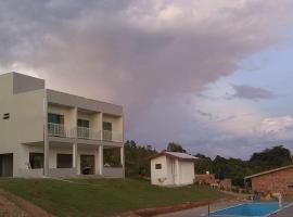 Rancho Roda D,gua, pet-friendly hotel in Guapé