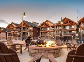 Welk Resorts Breckenridge The Ranahan, apartment in Breckenridge