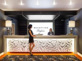 Brighton, hotel near Spartak Stadium, Moscow