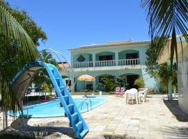 Casa no Francês com piscinas, pet-friendly hotel in Marechal Deodoro