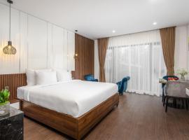 Sharon Apartment and Spa, căn hộ ở Đà Nẵng