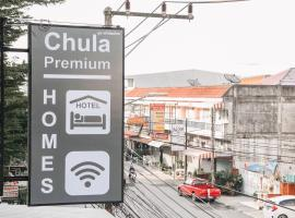 Chula Premium Homes, serviced apartment in Ban Chang