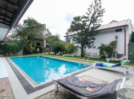 Lioni Holidays Villa, hotel en Negombo