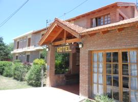 Principado Sierras Hotel, hotel in Mina Clavero