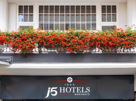 J5 Hotels Helvetie Montreux, Hotel in Montreux