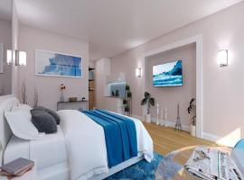 orbi city sea view, hotel in Batumi