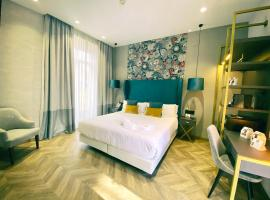 Soho Boutique Sevilla, hotel in Seville