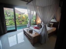 Rumah mini, apartment in Ubud