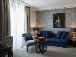 Drei Mohren Hotel, hotel a Augusta (Augsburg)